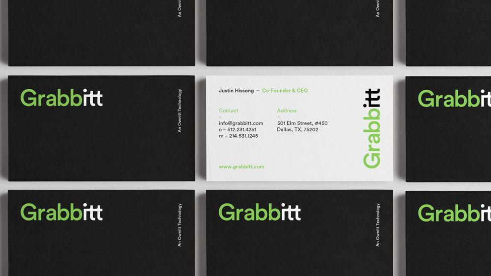 Grabbitt Logo Design