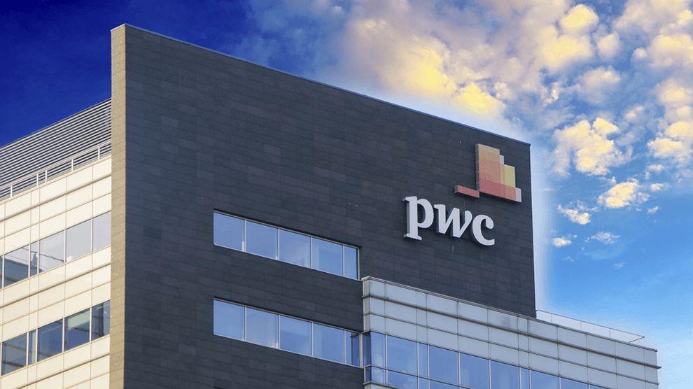 PWC New Logo Design