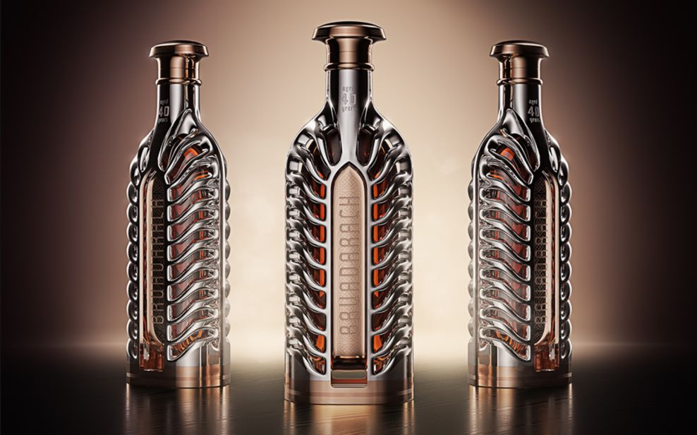 Bruadarach Whisky Stunning Package Design