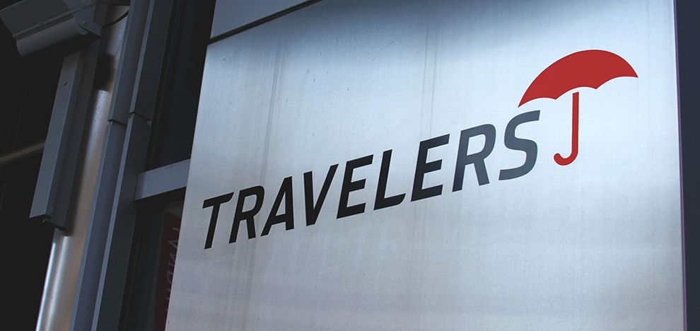 Travelers Insurance Great Logo Design