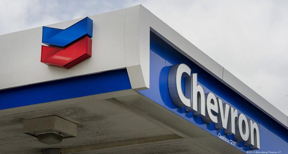 Chevron Great Logo Design