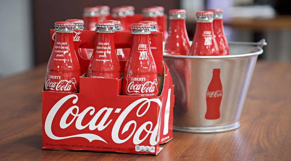 Coca-Cola Timeless Logo Design