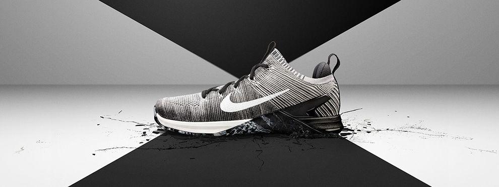 Nike Shoe Logo Design
