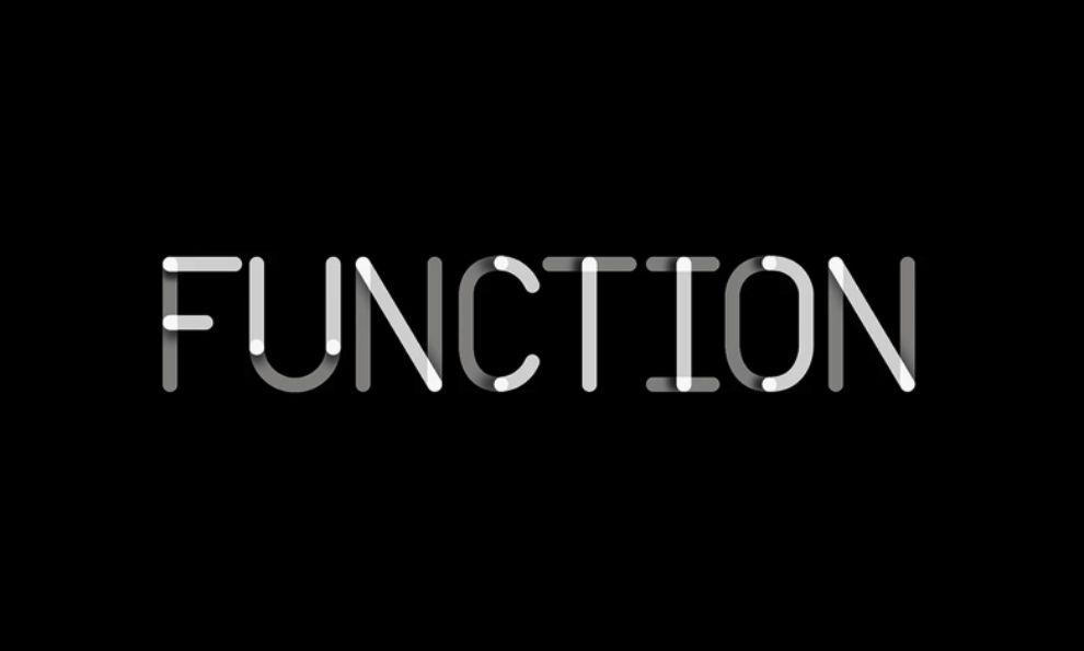 Function Engineering Elegant Logo Design