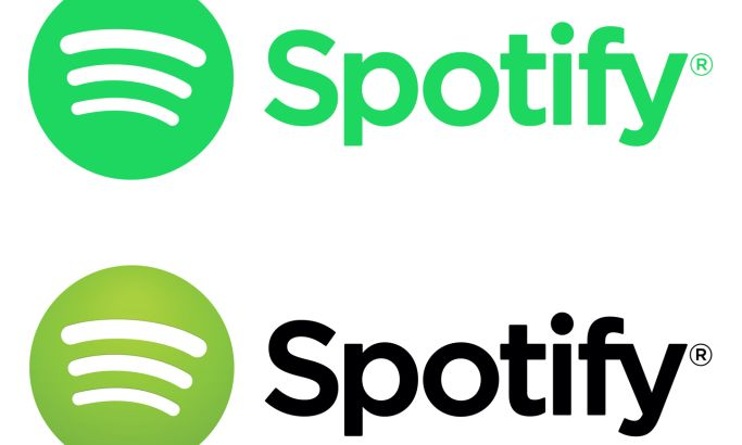 Spotify Logo Design Old And New