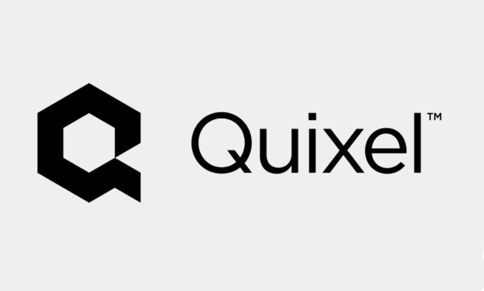 Quixel Cool Logo Design