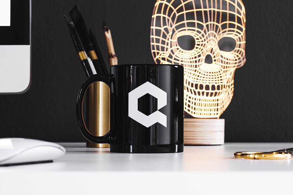Quixel Logo Design