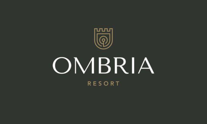 Ombria Resort Great Logo Design