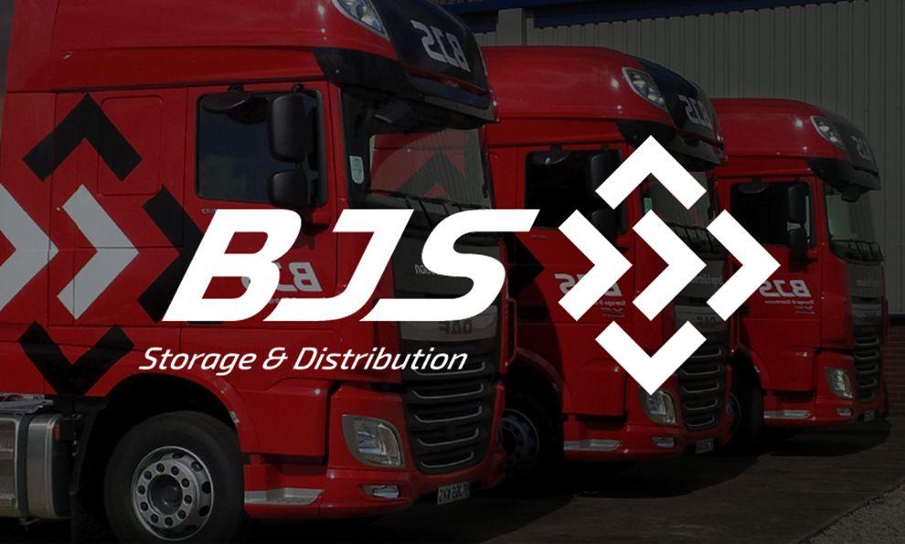 BJS Storage and Distribution Dynamic Logo Design