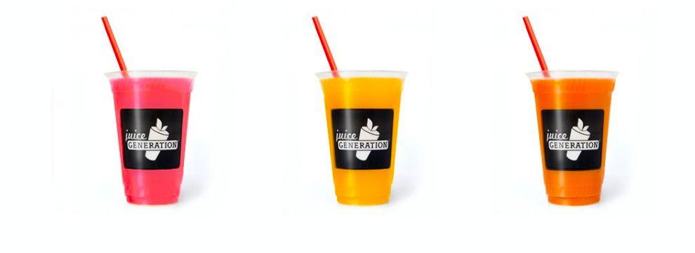 Juice Generation Great Packaging Design
