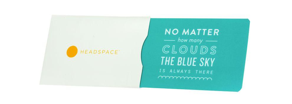Headspace Branding Design