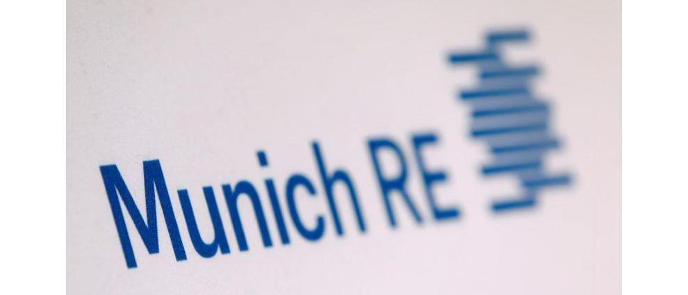 Munich RE Logo Design