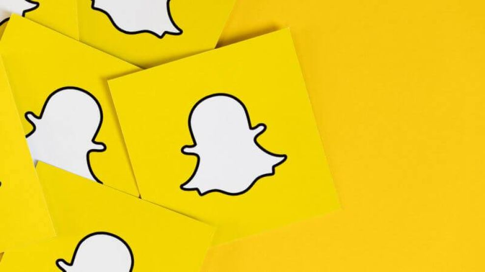 Snapchat Symbol Design