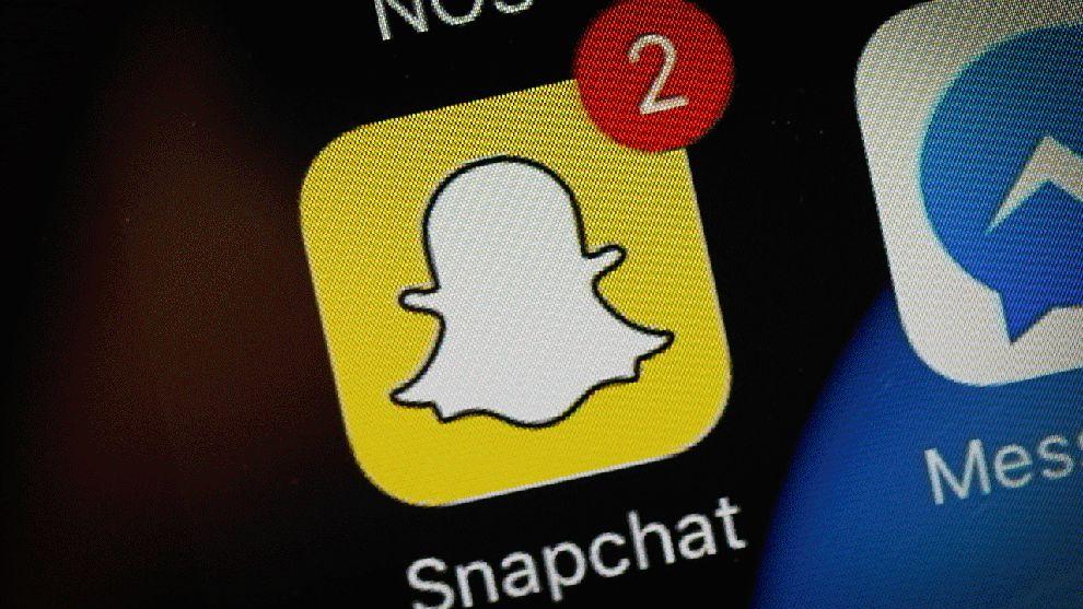 Snapchat Logo Design
