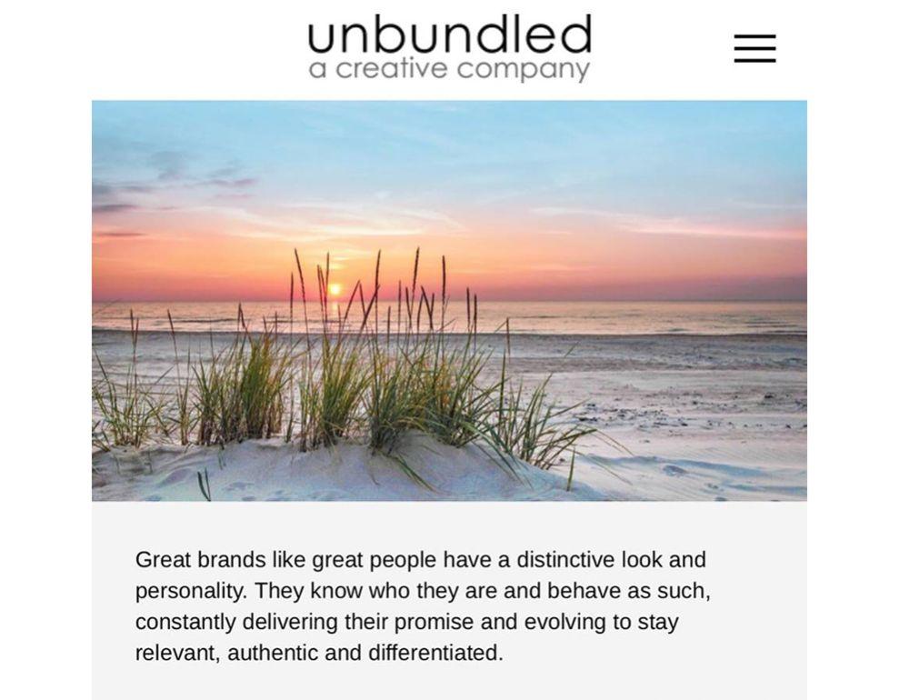 Unbundled Logo Design