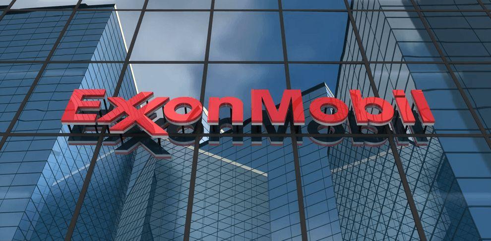 ExxonMobil Logo Design