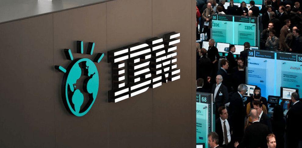 IBM Iconic Logo Design