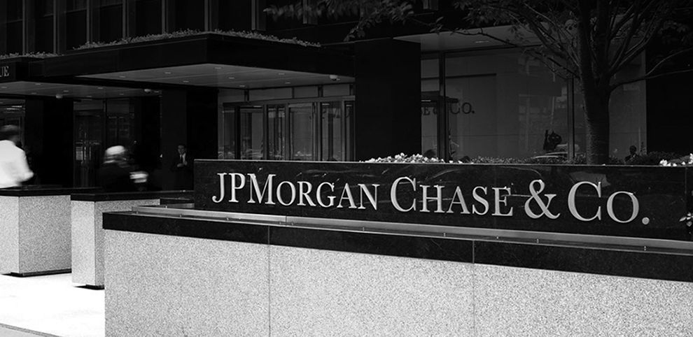 JPMorgan Chase & Co. Logo Design