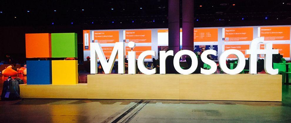 Microsoft Logo Design Store