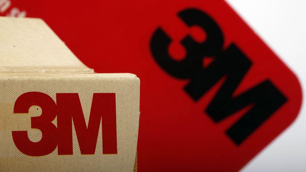 3M Logo Design