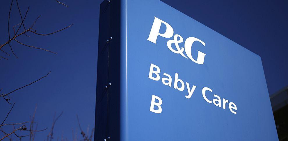 Procter & Gamble Logo Design