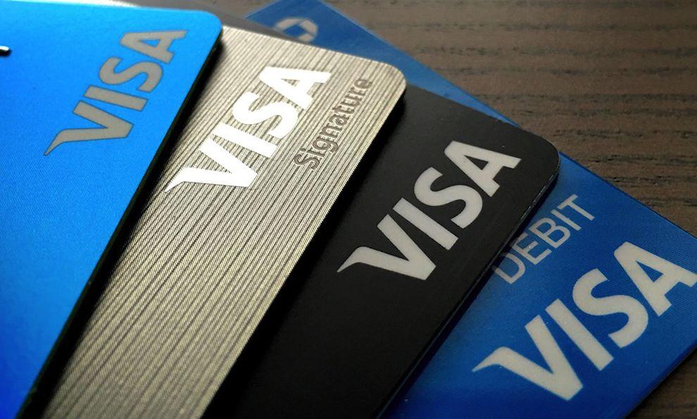 Visa Logo Design