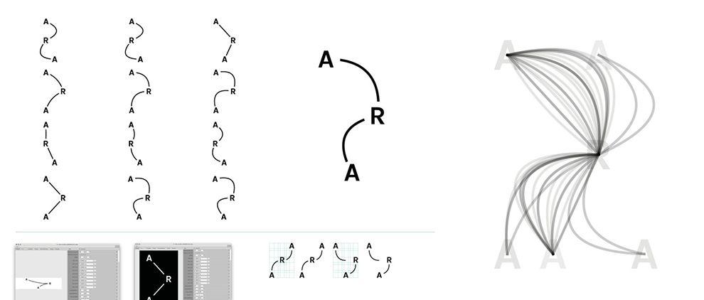 ARA Top Logo Design