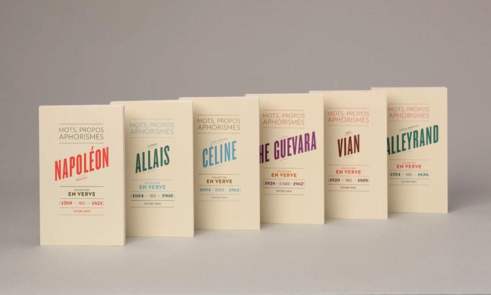 En Verve Elegant Print Design
