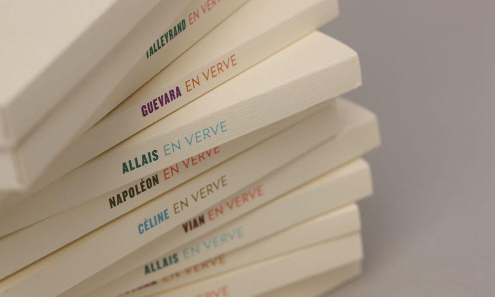En Verve Print Design