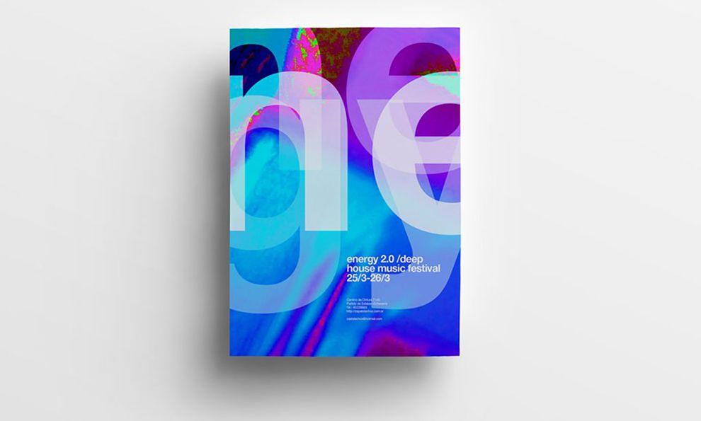 Cool Posters Print Design