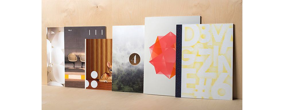 D8 Magazine Vol. Six Gorgeous Print Design