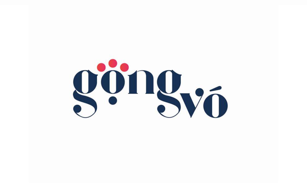 Gong Vo Branding Modern Print Design