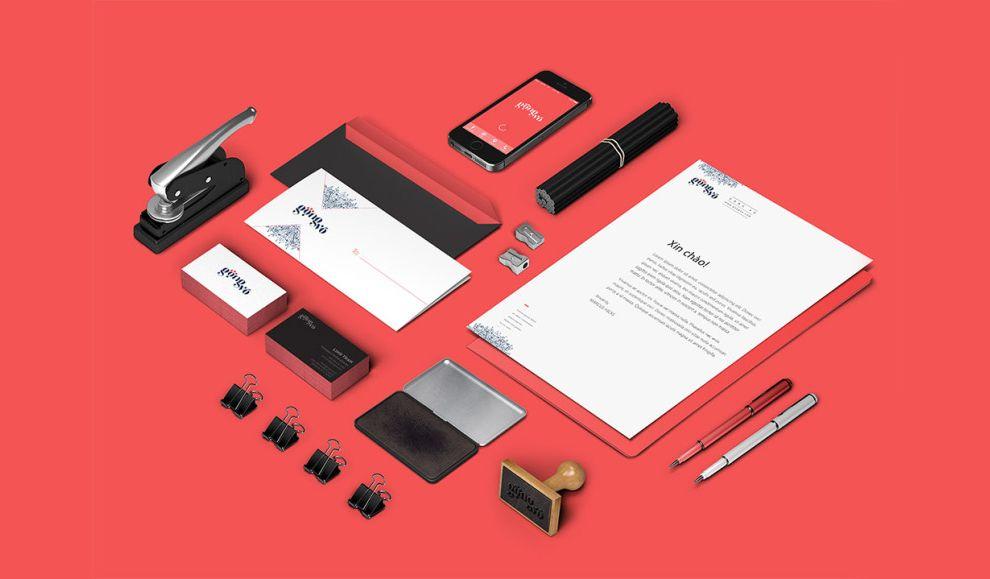 Gong Vo Branding Modern Branding