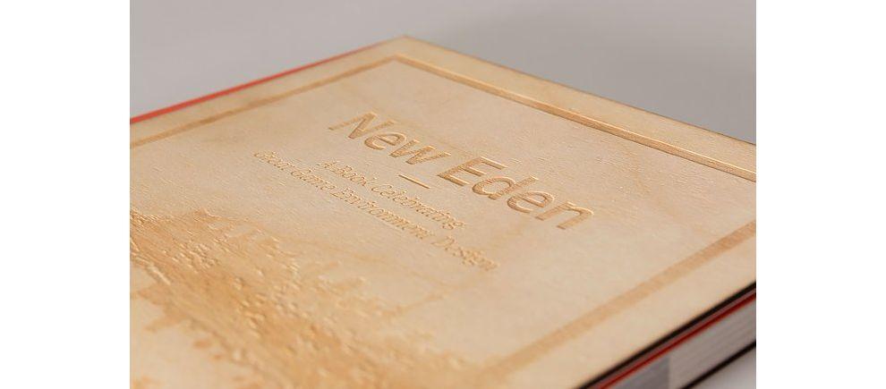 New Eden Textured Print Design