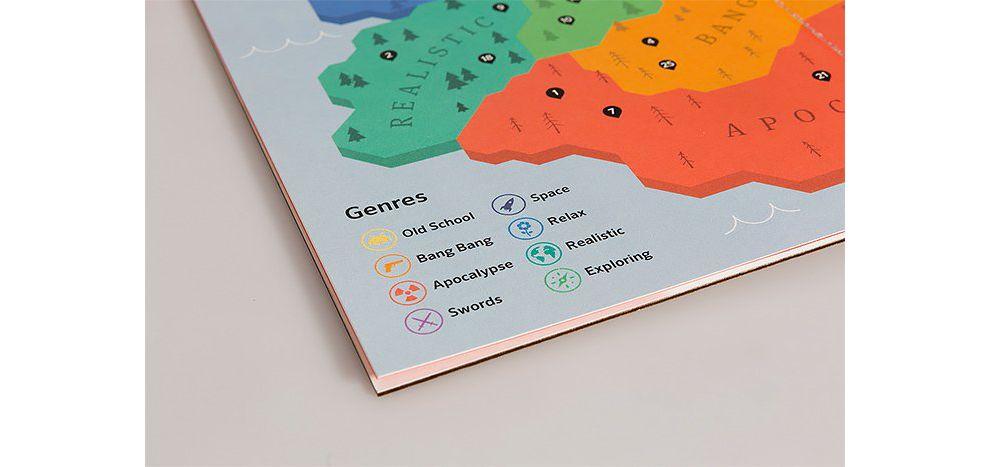 New Eden Print Design