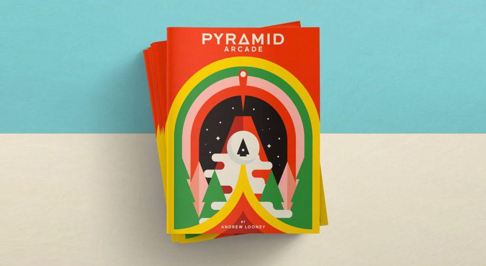 Pyramid Arcade Branding Great Package Design
