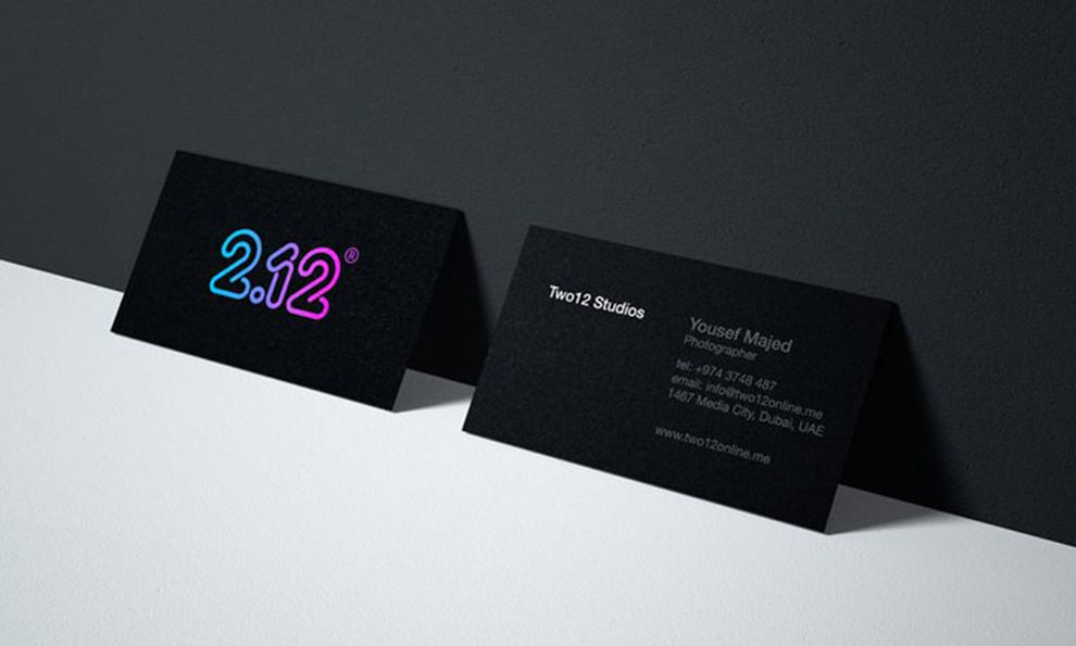 TwoTwelve Studios Elegant Print Design