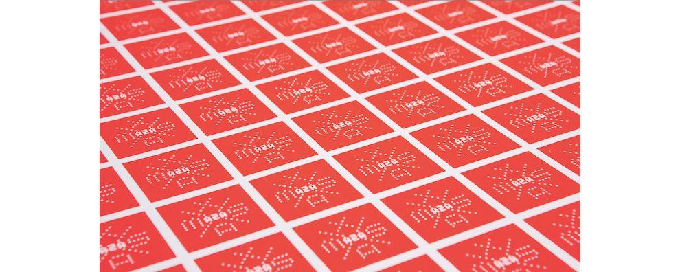 Zipeng Zhu Holiday Card Great Print Design