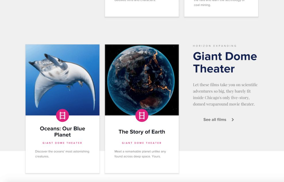Museum of Science & Industry Corporate News Page
