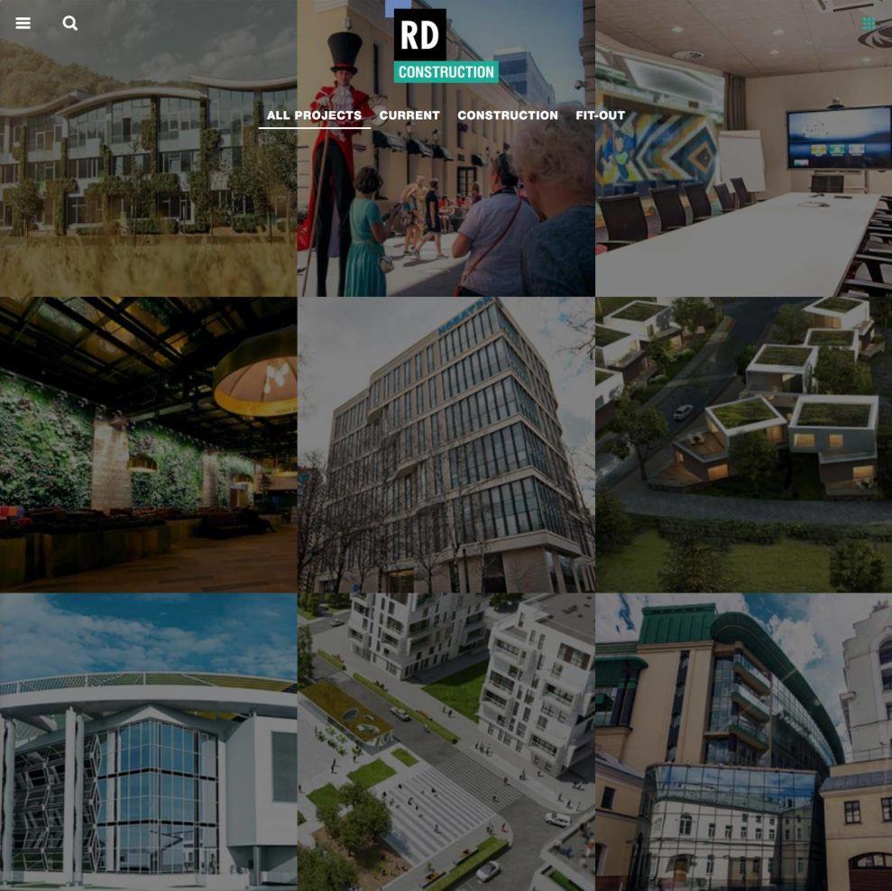 RD Construction Elegant Gallery