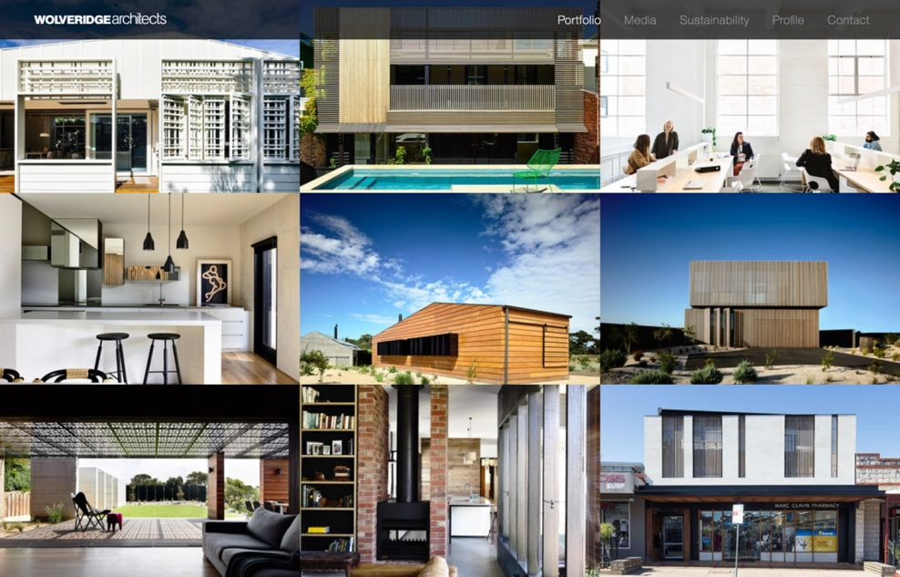 Wolveridge Architects Corporate Gallery Page