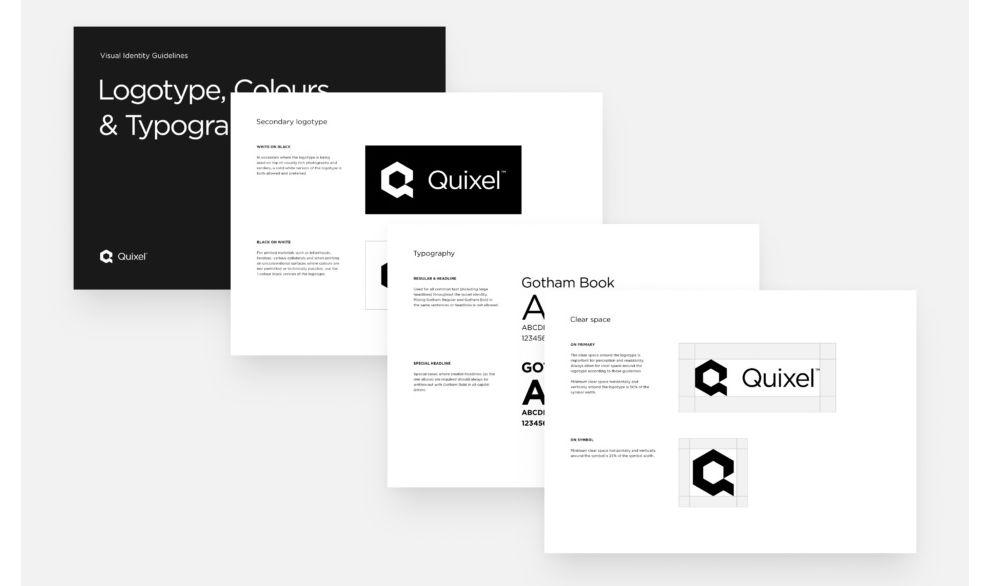 Quixel Branding