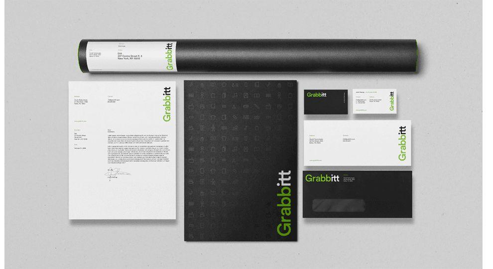 Grabbitt Branding