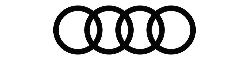 Audi Clean Logo Design