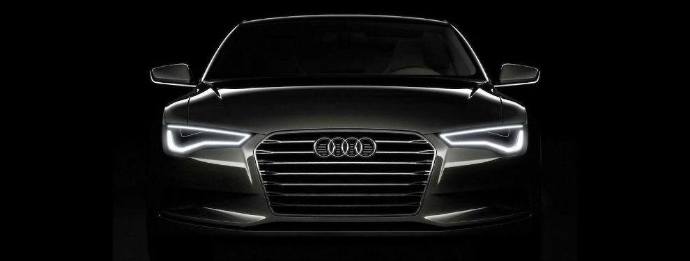 Audi Elegant Logo Design