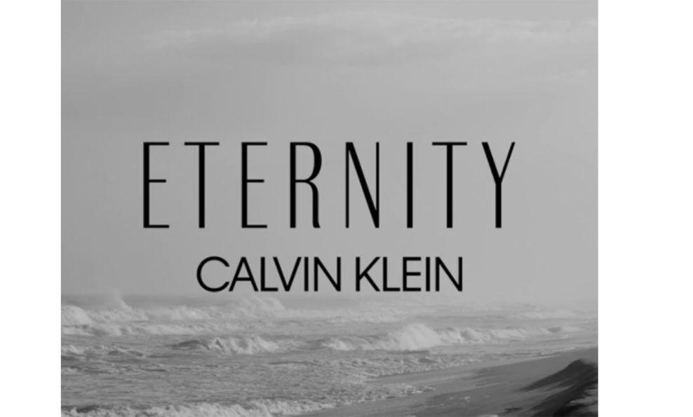 Calvin Klein Logo Ad