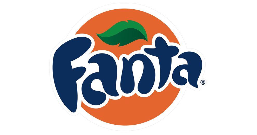 Fanta Logo Design