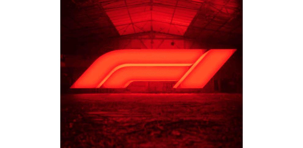 Formula One Logo Design
