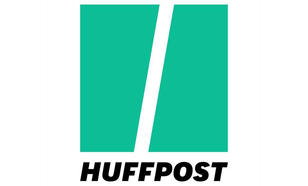 HuffPost Shortened Logo Design