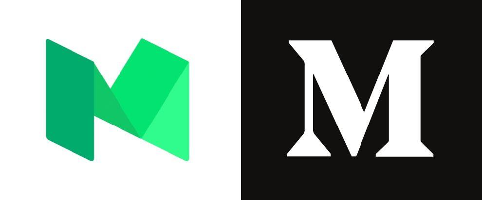 Medium Modern Logo Design